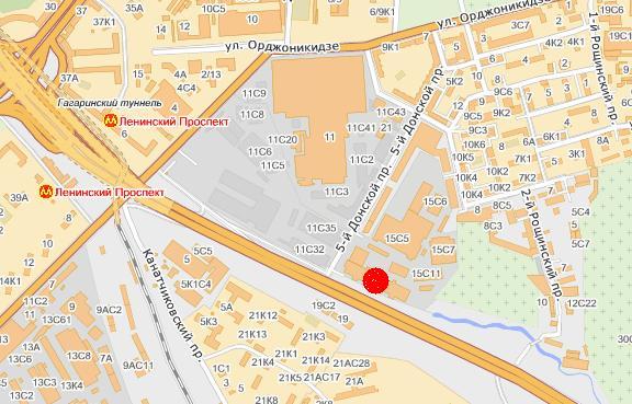 Компания дансбрендс в москве по адресу 2-й донской проезд, 4 компания дансбрендс, украшения